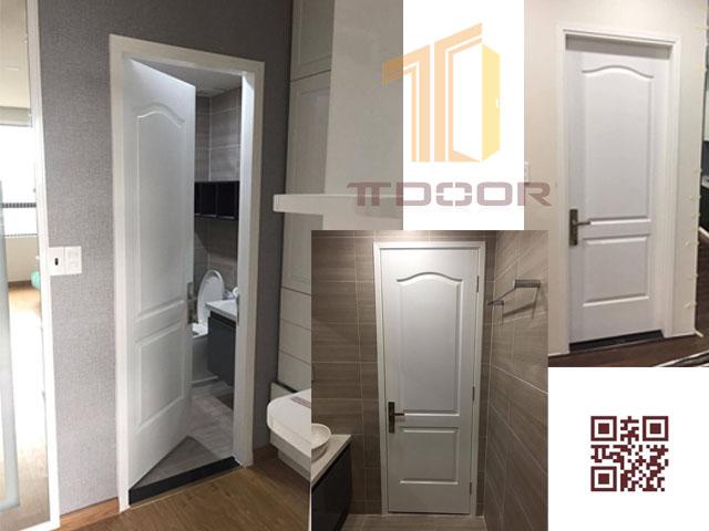 Mẫu cửa gỗ HDF