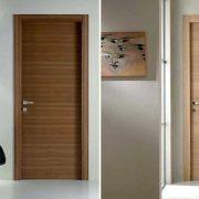 Cửa gỗ Melamine đẹp cho phòng ngủ