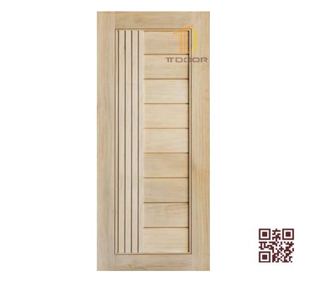 Cửa gỗ tự nhiên 1 cánh P1NXNY