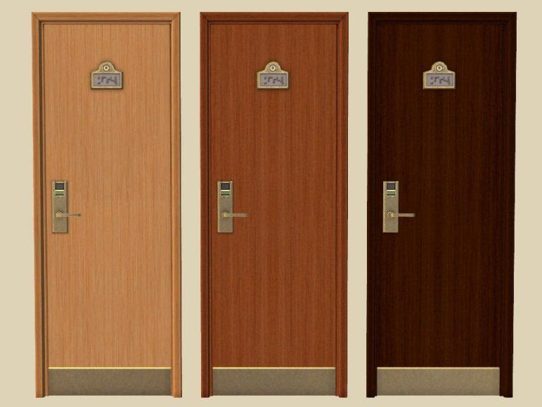 mẫu cửa gỗ MDF