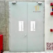 Cửa thép chống cháy 2C