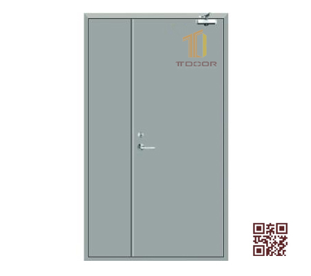 Cửa thép chống cháy MC1