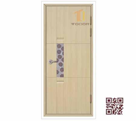Cửa nhựa Hàn Quốc giả chính hãng rẻ tại TPHCM - Mẫu 16 (KSD.116C-MQ808)