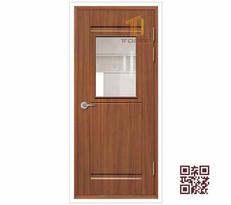 Cửa nhựa Hàn Quốc giả chính hãng rẻ tại TPHCM - Mẫu 13 (KSD.203-mt104)