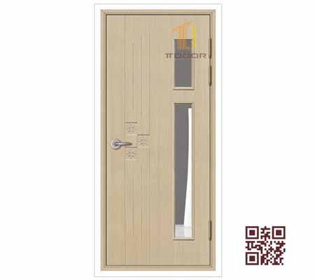 Cửa nhựa Hàn Quốc giả chính hãng rẻ tại TPHCM - Mẫu 17 (KSD.205-MQ808)