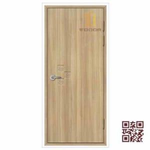 Cửa nhựa ABS giả gỗ Hàn Quốc - Mẫu 3 (KSD.303-K1129)