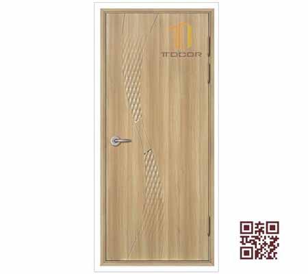 Cửa nhựa ABS giả gỗ Hàn Quốc - Mẫu 1 (ksd.305-k1129)