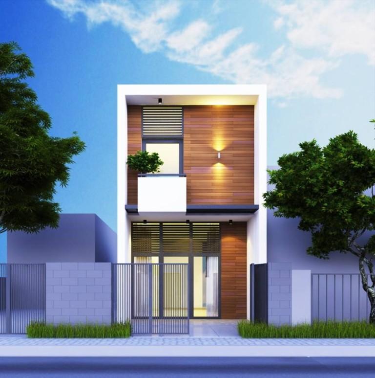 Mẫu 24 - Cách xây nhà cấp 4 khoảng 250 triệu đồng