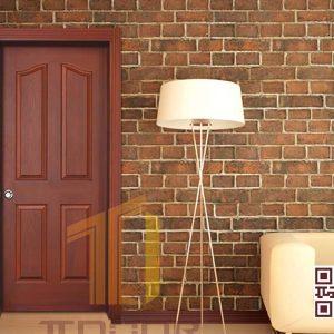 mẫu Cửa gỗ phòng ngủ HDF Veneer