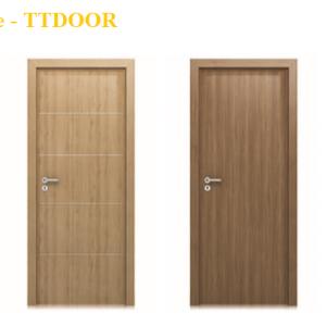Mẫu cửa gỗ melamine