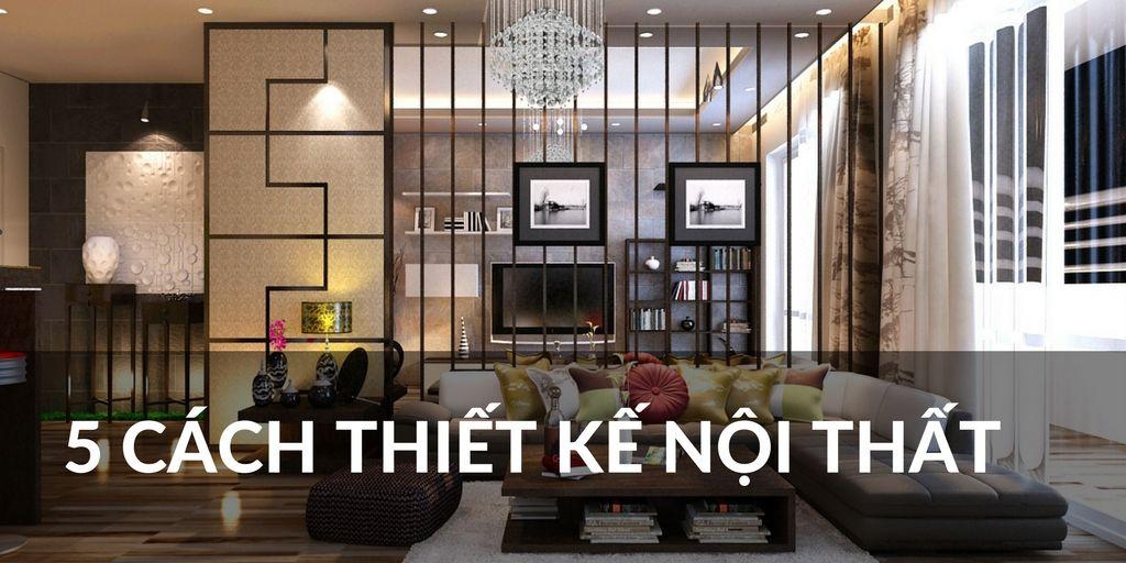 5 Cách thiết kế nội thất có thể phối hợp với cửa thép vân gỗ 2018