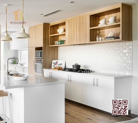 Tủ Bếp MDF ID01