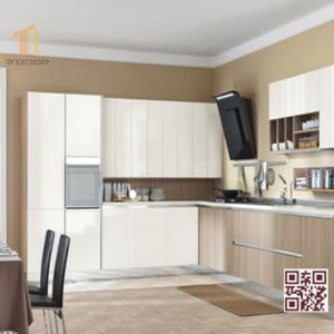 Tủ bếp Melamine 07