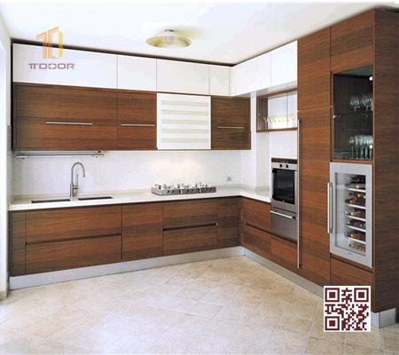 Tủ Bếp Melamine l09