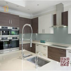 Tủ bếp Melamine L10