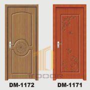 mẫu cửa gỗ phủ nhựa pvc01