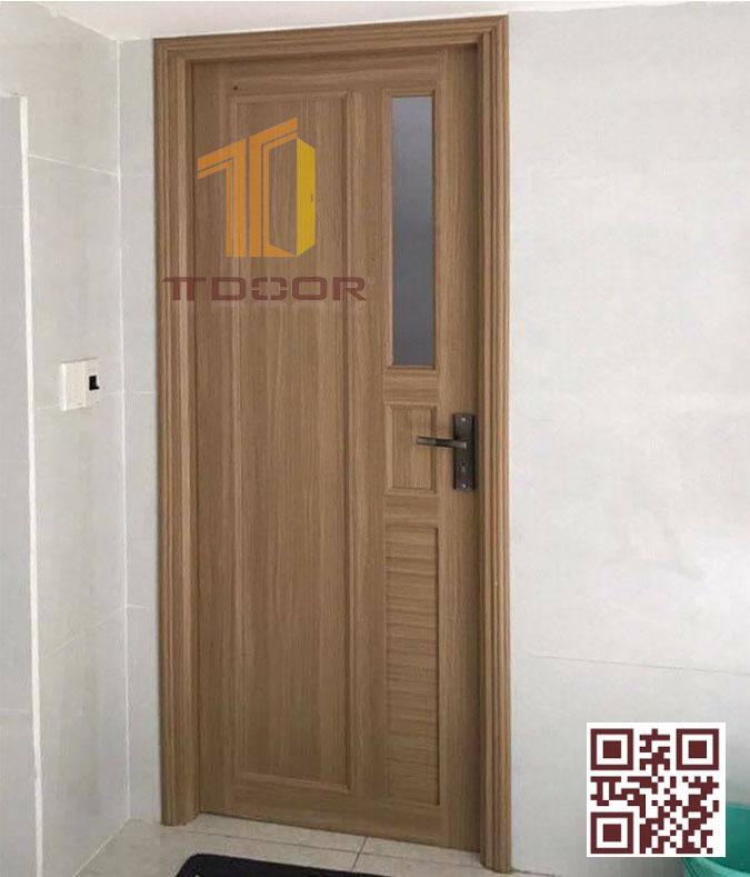 Cửa Nhựa Đài Loan phòng ngủ nhà vệ sinh, nhà tắm giá rẻ TTDOOR