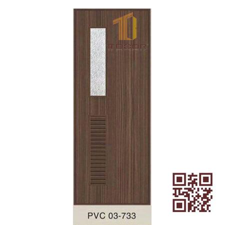 Cửa Nhựa Đài Loan Đúc TT-PVC.03-733