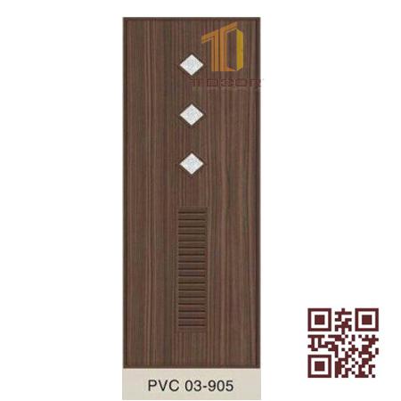 Cửa Nhựa Đài Loan Đúc TT-PVC.03-905