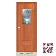 Cửa Nhựa Đài Loan Đúc TT-PVC.05-203