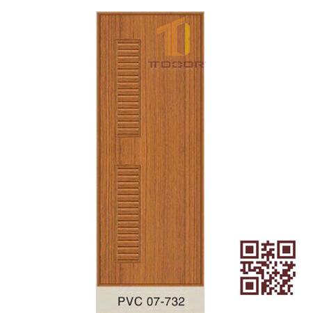 Cửa Nhựa Đài Loan Đúc TT-PVC.07-732