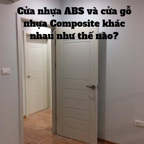 Cửa nhựa ABS-